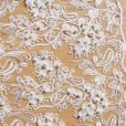 Queen Ann bridal lace ivory