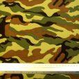 Viscose Fabric Print Camouflage Me