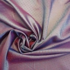 Spot brocade fabric mauve