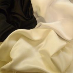 Satin Fabric Heavy Bridal Duchess Satin