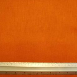 Linen Suiting Fabric Paprika