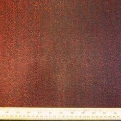 Jersey Lurex Fabric Crusader red