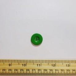 1411 size 34 button emerald