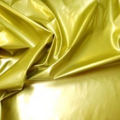 gold PVC Fabric Metal Colours