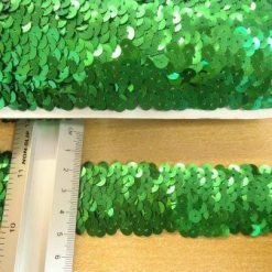 4 row stretch sequin