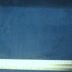 Corduroy Fabric Air Force Blue