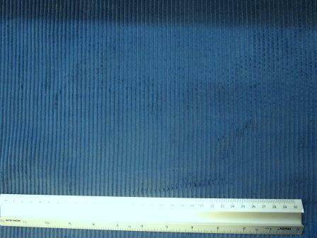 Corduroy Fabric Air Force Blue