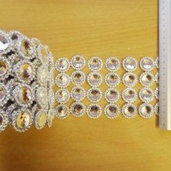 Trimming King Jewel 10cm silver