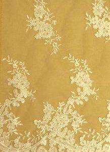 English rose bridal lace