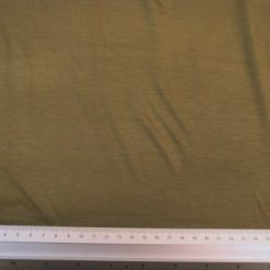 Viscose T-Shirting Fabric Khaki