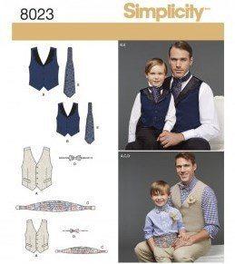 8023 simplicity pattern