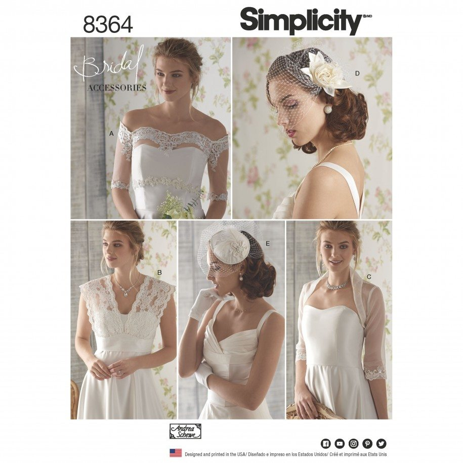 Simplicity sewing pattern 8364 fabric land simplicity sewing pattern 8364 ombrellifo Gallery