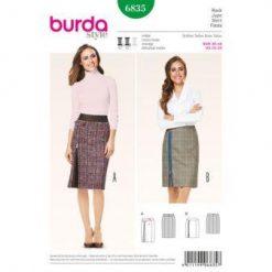 Burda Sewing Pattern B6835