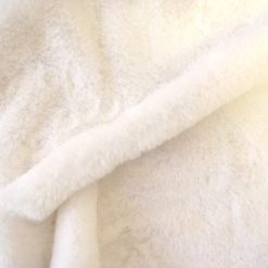 faux fur premier plush white