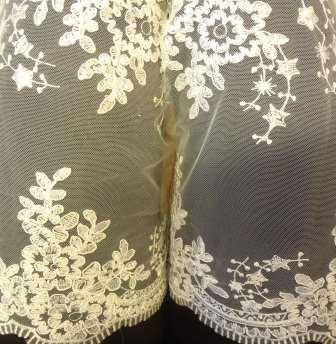 Bridal Lace Fabric Star Maiden