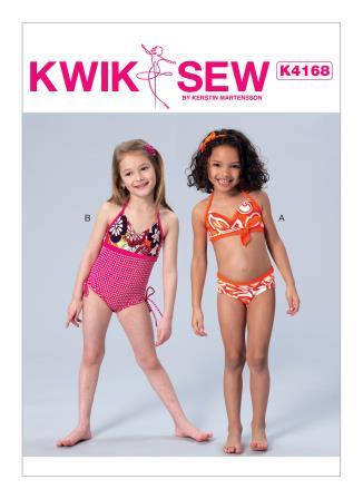 Kwik Sew Sewing Pattern 4168