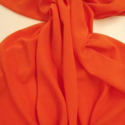 Polyester Fabric Crepe de Chine