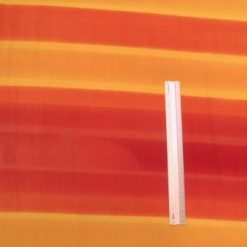 Jersey Fabric Bold Red Sunset