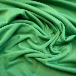 Polyester Jersey Fabric Emerald