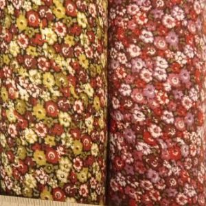 Viscose Fabric Itsy Bitsy Flower