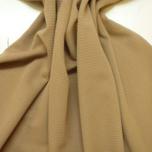 Jersey Fabric Bamboo beige