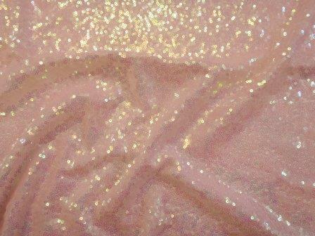 Two tone sequin blitz shell pink
