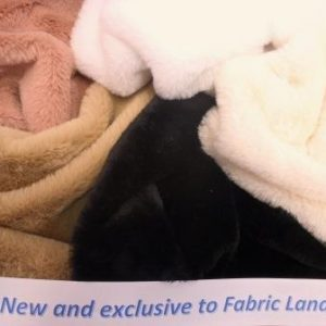 Faux Fur Fabric Premier Plush