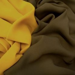 Georgette Fabric Plain