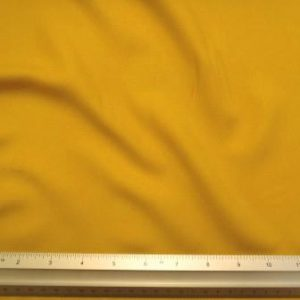 Crepe Fabric Gold