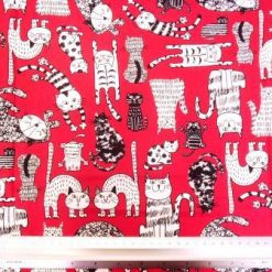 Kids Patterned Fabric