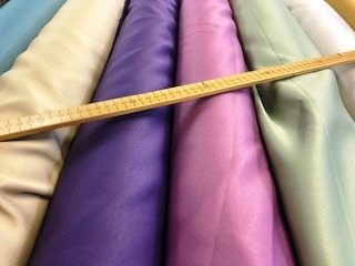 duchess satin colours