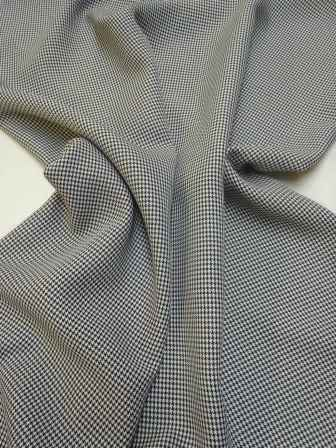 Suiting Fabric Petite Hounds Tooth