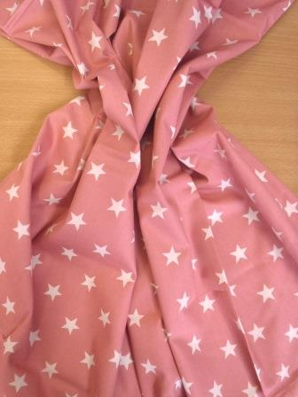 pink movie star cotton