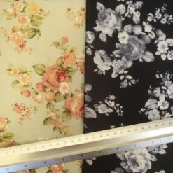 Cotton Fabric Floral Melody 100% Cotton