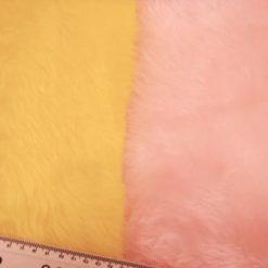Short hair fur fabric