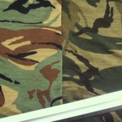 T-Shirting Fabric Camouflage