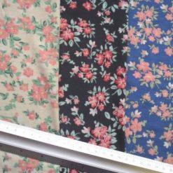 T-Shirting Fabric Sweet William