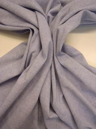 Cotton Linen Look Suiting Fabric royal
