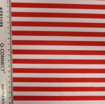 Red Striped