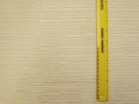 Satin Fabric Pleated Ivory