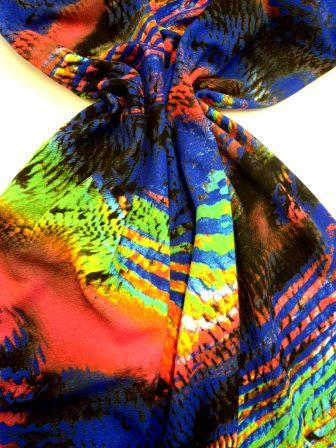 Jersey Fabric Carnival Affair