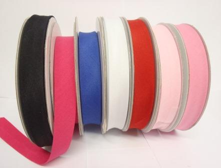 Bias Binding 18mm wide Poly Cotton