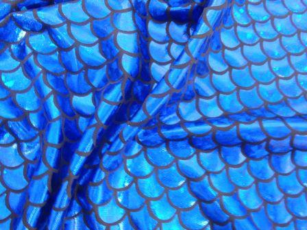 Royal Fish Scales Mermaid Tails