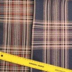 Tartan Suiting Fabric Dorset Tartan