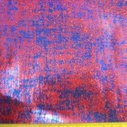 Lycra Hologram Fabric Tweed Foiling Spandex
