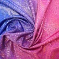 Lycra Ombre Fabric California West Coast