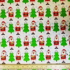 Printed Christmas Fabric