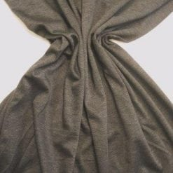 Heavy Jersey Fabric Ponte Roma charcoal