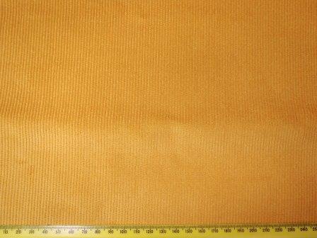Corduroy Fabric 11 Whale Cord mustard