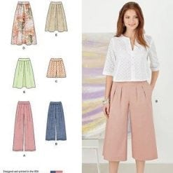 Simplicity Sewing Pattern 8092